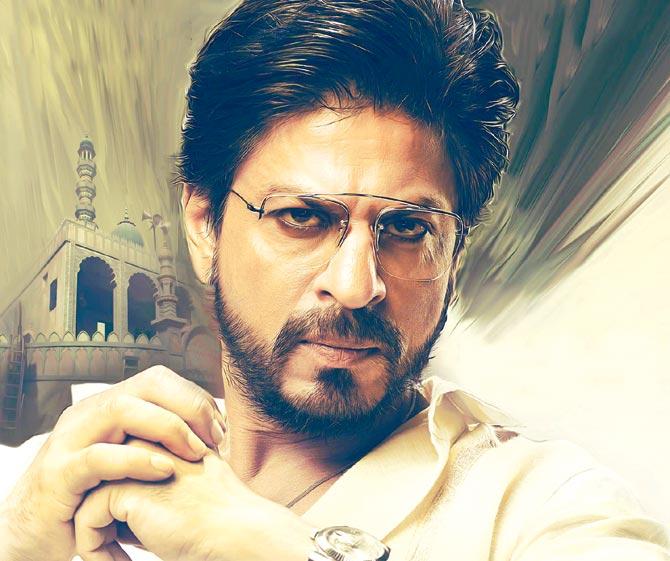 Raees Trailer Shah Rukh Khan And Mahira Khan